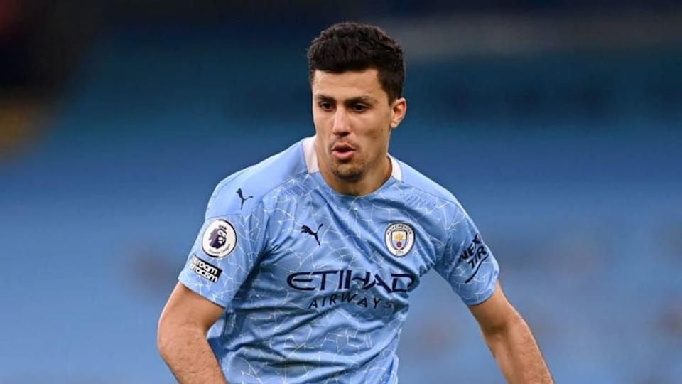Rodri, Manchester City   Laurence Griffiths/Getty Images