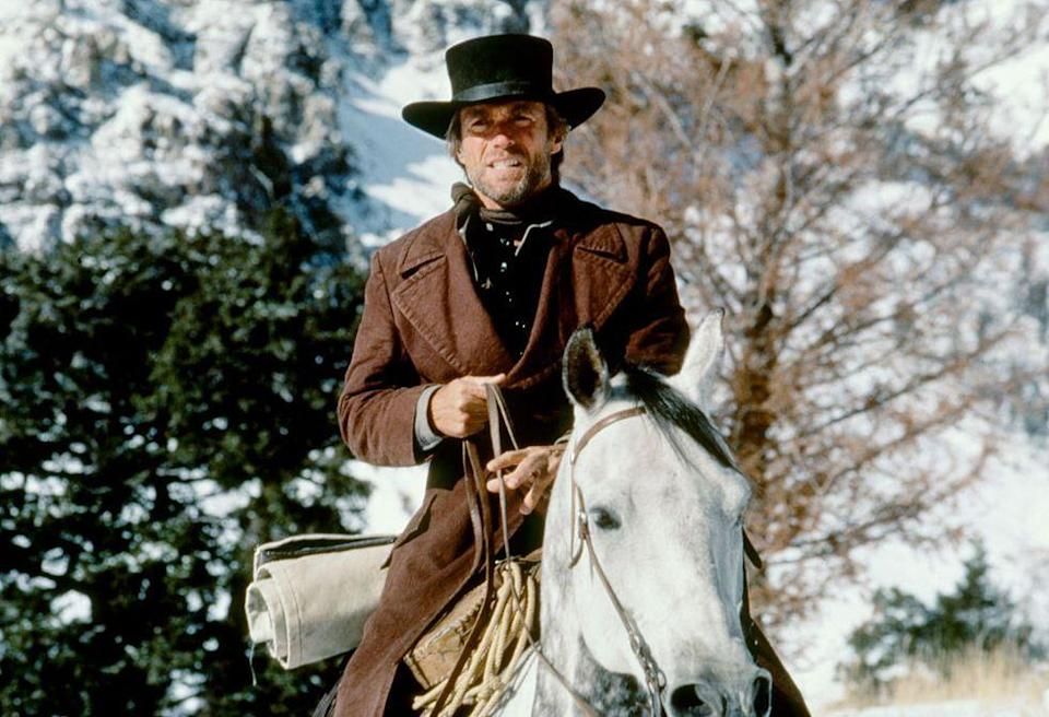 <p>Sticking with what he does best, Eastwood starred in and directed <em>Pale Rider </em>in 1985. The film was a huge hit and one of the most popular westerns of the decade. </p>