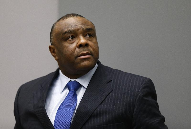 Jean-Pierre Bemba has spent 10 years behind bars