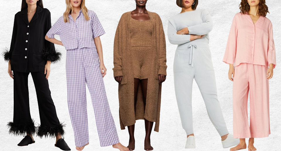 You'll look so good in these PJs that you won't want to wear anything else.