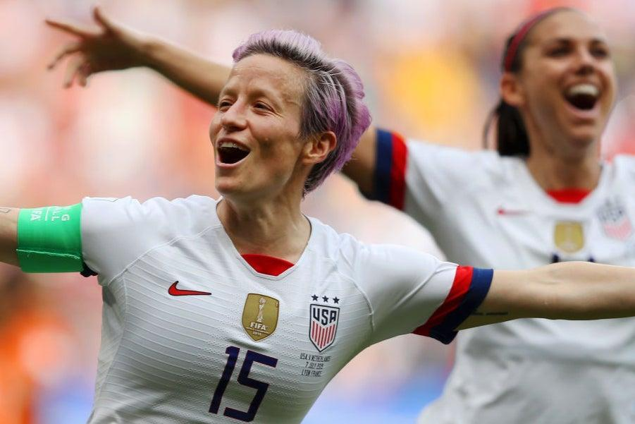 Can anyone stop the USA? (Getty Images)