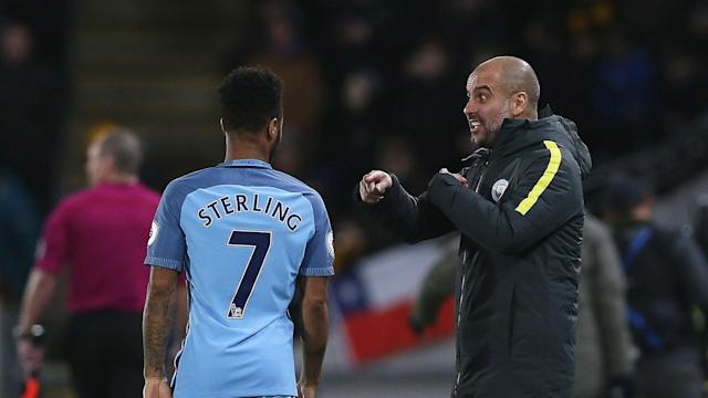 "England's national team have been burned by past failures, but Manchester City boss Pep Guardiola believes they have ""top"" young players."