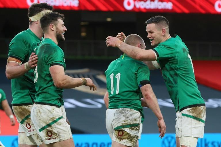 Ireland may not be at the top table of European rugby yet but they are evlving in the right way as proved by their 31-16 win over Scotland in the Autumn Nations Cup says captain Johnny Sexton