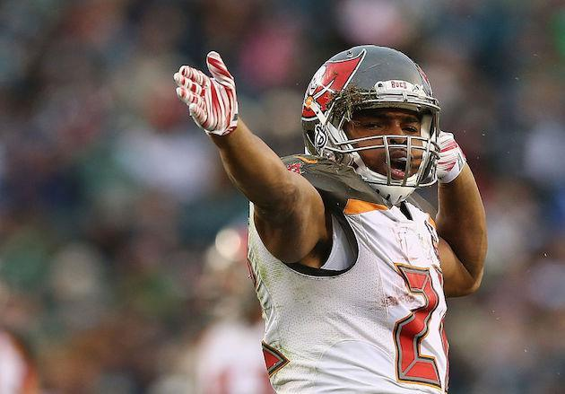 Doug Martin has been suspended four games for a positive drug test. (Getty Images)