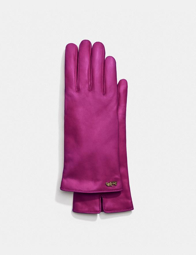 Horse And Carriage Leather Tech Gloves, $88 (originally $175)