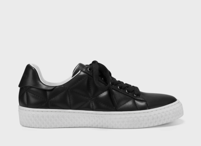 Eve Quilted Leather Sneakers. Image via Aerosoles.