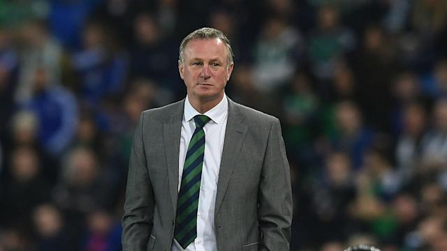 Michael O'Neill believes the displays of Jamie Ward and Conor Washington set the pace for Northern Ireland in their win over Norway.