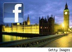 Facebook Aims to Rock the Vote in the U.K.