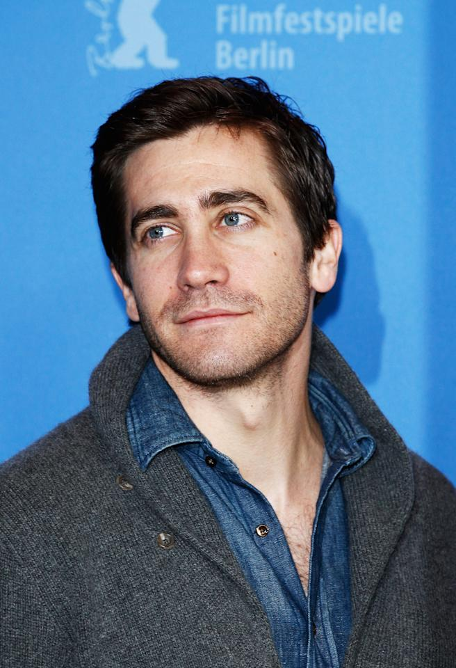 BERLIN, GERMANY - FEBRUARY 09:  Jury member Jake Gyllenhaal attends the International Jury Photocall during day one of the 62nd Berlin International Film Festival at the Grand Hyatt on February 9, 2012 in Berlin, Germany.  (Photo by Andreas Rentz/Getty Images)