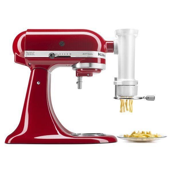 """<p><strong>KitchenAid</strong></p><p>wayfair.com</p><p><strong>$129.90</strong></p><p><a href=""""https://go.redirectingat.com?id=74968X1596630&url=https%3A%2F%2Fwww.wayfair.com%2Fkitchen-tabletop%2Fpdp%2Fkitchenaid-kitchen-aid-6-piece-pasta-maker-attachment-set-for-stand-mixer-rwa1111.html&sref=https%3A%2F%2Fwww.delish.com%2Fkitchen-tools%2Fg35046598%2Fwayfairs-end-of-year-kitchen-sales%2F"""" rel=""""nofollow noopener"""" target=""""_blank"""" data-ylk=""""slk:Shop Now"""" class=""""link rapid-noclick-resp"""">Shop Now</a></p>"""