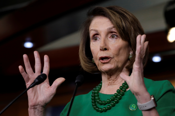 Pelosi Pushes for Spending Parity in Deal to Raise Debt Ceiling