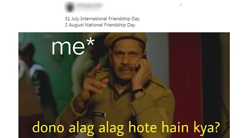 Friendship Day 2020 Funny Memes and Jokes on Social Media Will Perfectly Express The Bond Your Share With Your Best Friends Forever