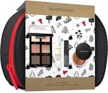 """<p><strong>bareMinerals</strong></p><p>ulta.com</p><p><strong>$47.00</strong></p><p><a href=""""https://go.redirectingat.com?id=74968X1596630&url=https%3A%2F%2Fwww.ulta.com%2Fclean-treats-4-piece-clean-beauty-set-bag%3FproductId%3Dpimprod2018426&sref=https%3A%2F%2Fwww.redbookmag.com%2Ffashion%2Fg34746885%2Fmakeup-gift-sets%2F"""" rel=""""nofollow noopener"""" target=""""_blank"""" data-ylk=""""slk:Shop Now"""" class=""""link rapid-noclick-resp"""">Shop Now</a></p><p>Start her off with this mix of eye and face products, all made with clean ingredients and packaged in a bag made from recycled plastic bottles.</p><p><strong>RELATED: </strong><a href=""""https://www.goodhousekeeping.com/beauty/a26522538/clean-beauty/"""" rel=""""nofollow noopener"""" target=""""_blank"""" data-ylk=""""slk:What Is Clean Beauty?"""" class=""""link rapid-noclick-resp"""">What Is Clean Beauty?</a></p>"""