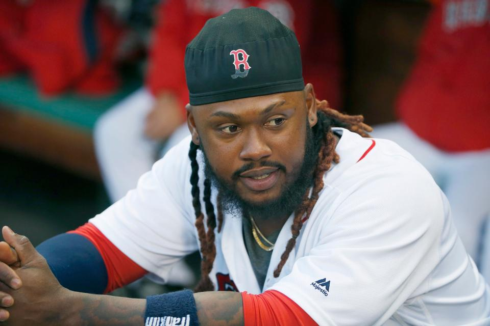 Hanley Ramirez might be in some big trouble with the law. (AP Photo)
