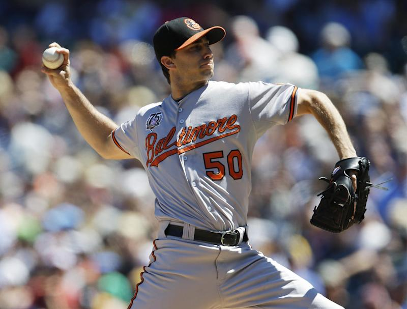 Orioles VP Duquette seeks pitching depth