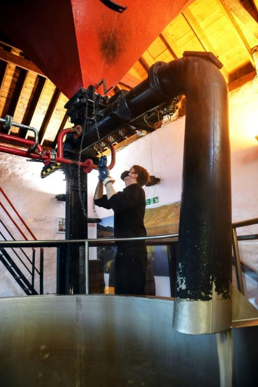 Around 10,000 people are directly employed by the Scottish distilling industry