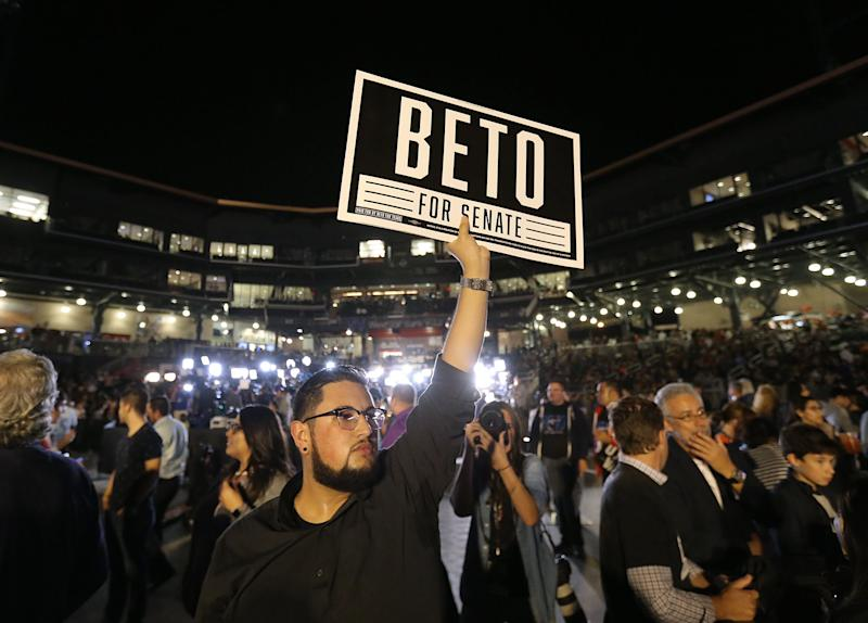 It's pronounced BEH-toe. Beto O'Rourke's family has always called him Beto. Here's why