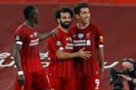Liverpool are short of back-up for their front three of Sadio Mane, Mohamed Salah and Roberto Firmino