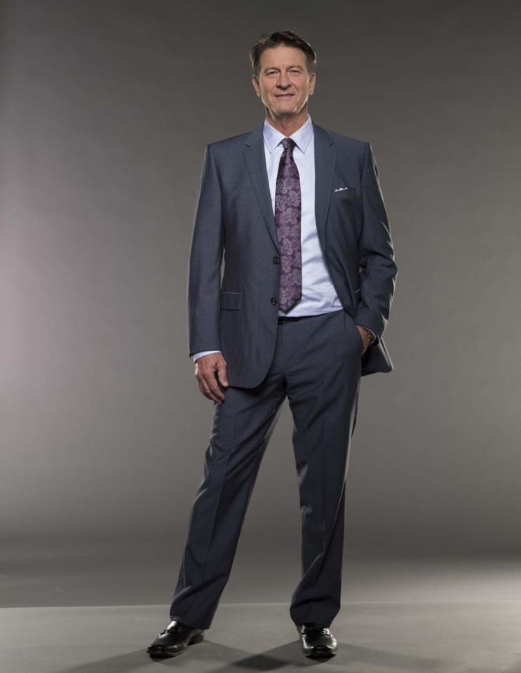 "Brett Cullen in the Lifetime series ""Devious Maids."""