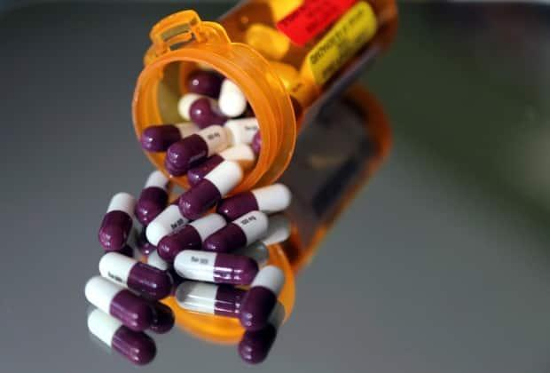 Research suggests about one-quarter of Canadians take at least 10 prescription medications, P.E.I. geriatrician Dr. Martha Carmichael says.   (Elise Amendola/The Associated Press - image credit)