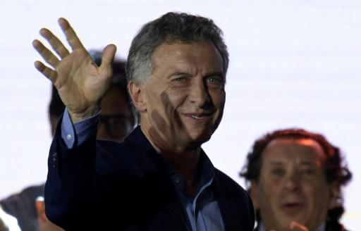 The 55th Mercosur summit will be the last for Argentina's President Mauricio Macri, pictured, who will soon be replaced by leftist Alberto Fernandez