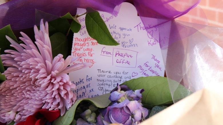 'We stand together': Prayer vigil held for Fredericton shooting victims