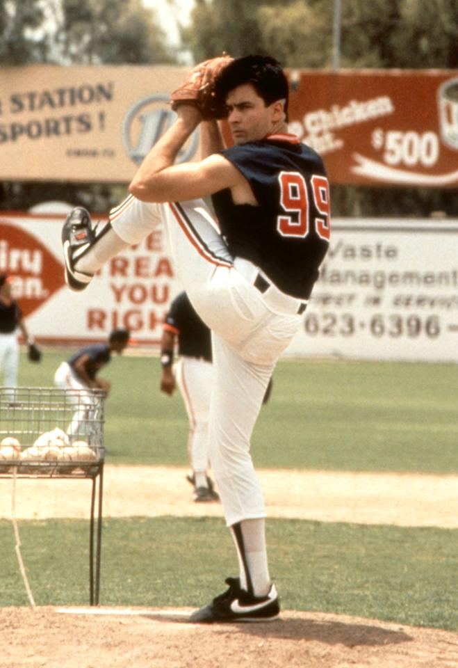 "<b>Closer: Ricky ""The Wild Thing"" Vaughn</b> (Charlie Sheen) in ""Major League"" -- No one brings it like The Wild Thing. Plus, we feel like it would be especially good for our fan base to be able to sing ""Wild Thing"" every time the closer takes the field."
