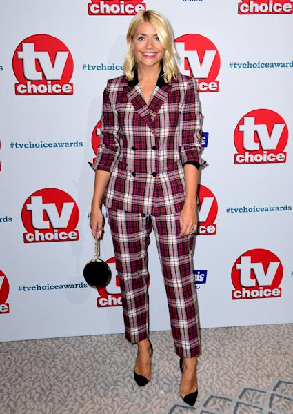 <p>The TV presenter will be hosting the next series of I'm A Celebrity…Get Me Out Of Here! later this year. </p>