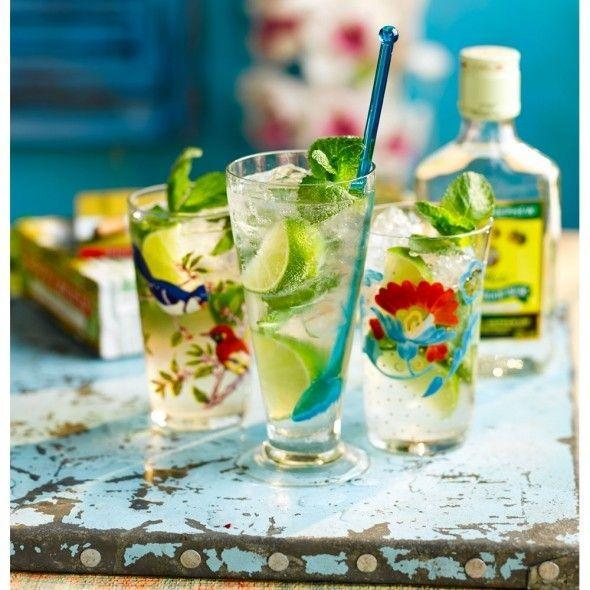 """<p>Try our Mojito recipe - the classic Cuban cocktail.</p><p><strong>Recipe: <a href=""""https://www.goodhousekeeping.com/uk/food/recipes/mojito"""" rel=""""nofollow noopener"""" target=""""_blank"""" data-ylk=""""slk:The perfect mojito"""" class=""""link rapid-noclick-resp"""">The perfect mojito</a> </strong><br><br></p>"""