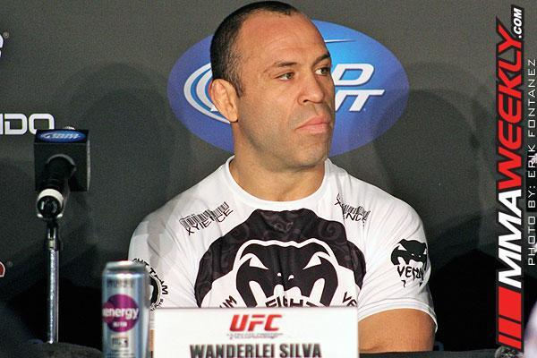 Attorney Claims Nevada Commission has No Jurisdiction Over Wanderlei Silva