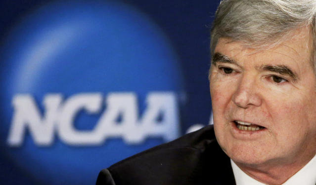 Why the UNC scandal is NCAA President Mark Emmert's chance at redemption
