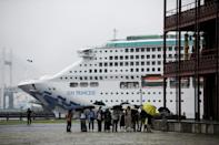 Japan's largest travel agency, JTB, has chartered the 1,011-cabin Sun Princess for the Olympic period