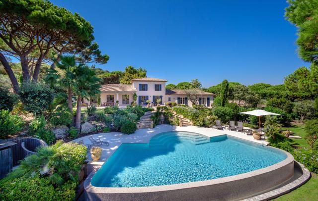 Stunning French Riviera villa owned by George Michael for sale