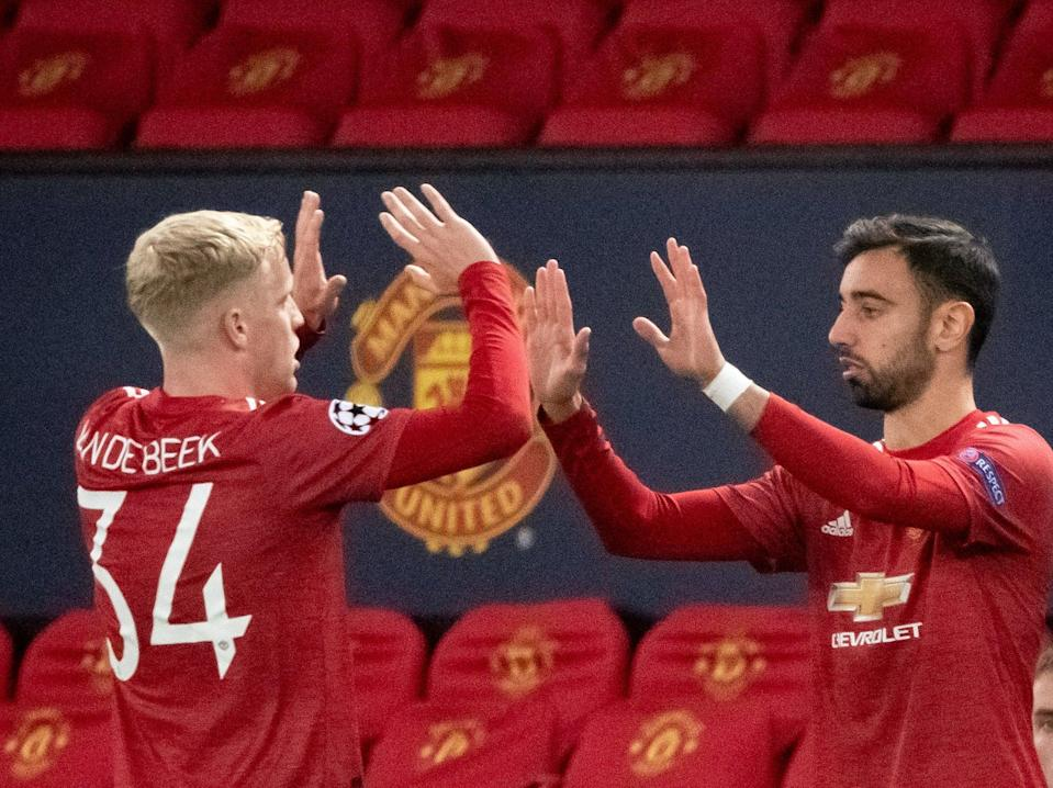(Manchester United via Getty Images)