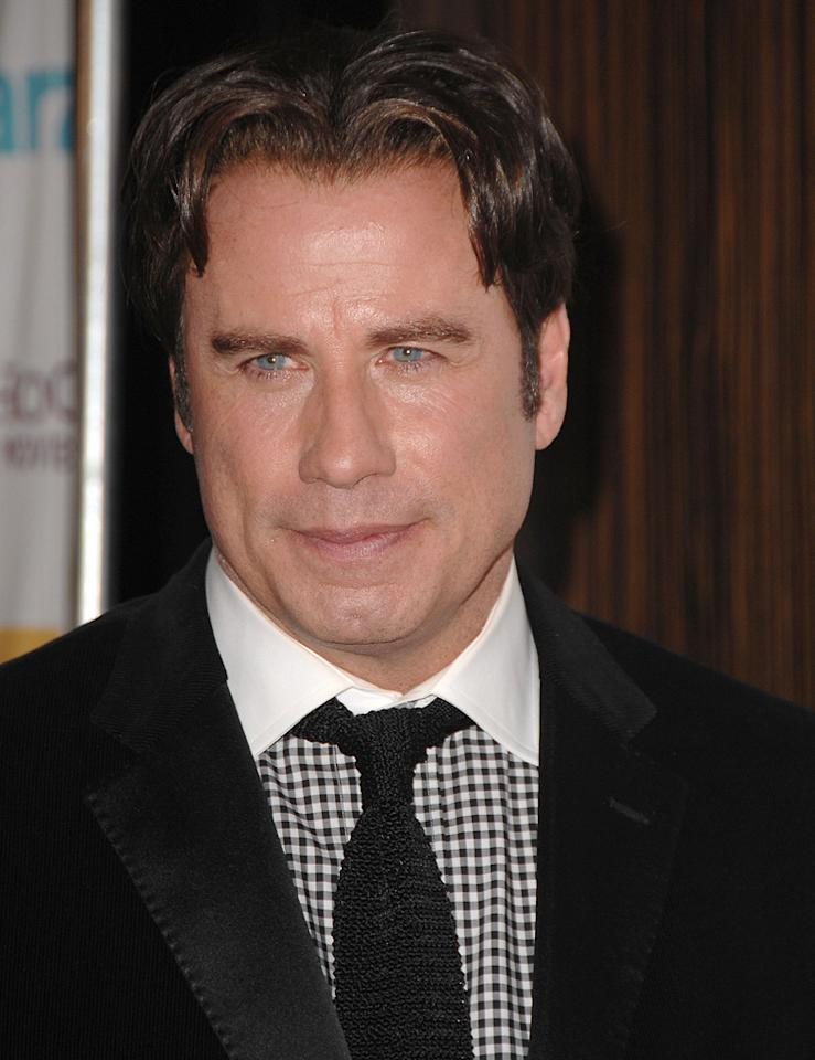 "<a href=""http://movies.yahoo.com/movie/contributor/1800019533"">John Travolta</a> at the Hollywood Film Festival's Hollywood Awards in Beverly Hills - 10/22/2007"