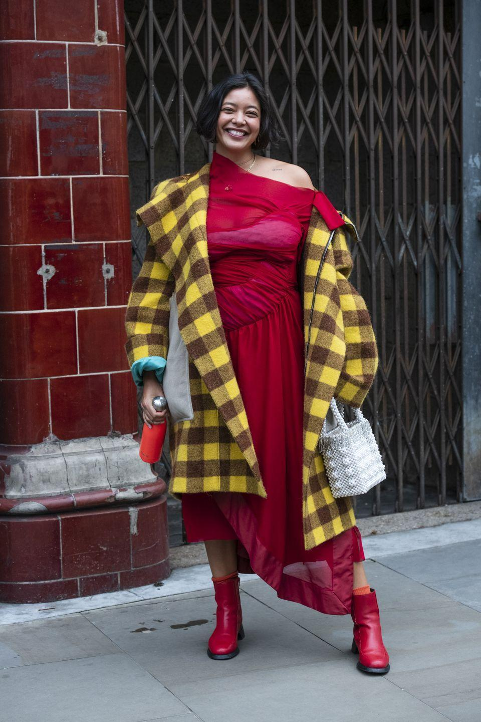 <p>After the dark, dreary months we've just had, it's time to let our skin see some much-needed sunlight in shoulder-baring tops and dresses. Have a jacket at the ready, draped around your arms to conquer those very sunny but equally windy days we've been getting so much of lately.</p>