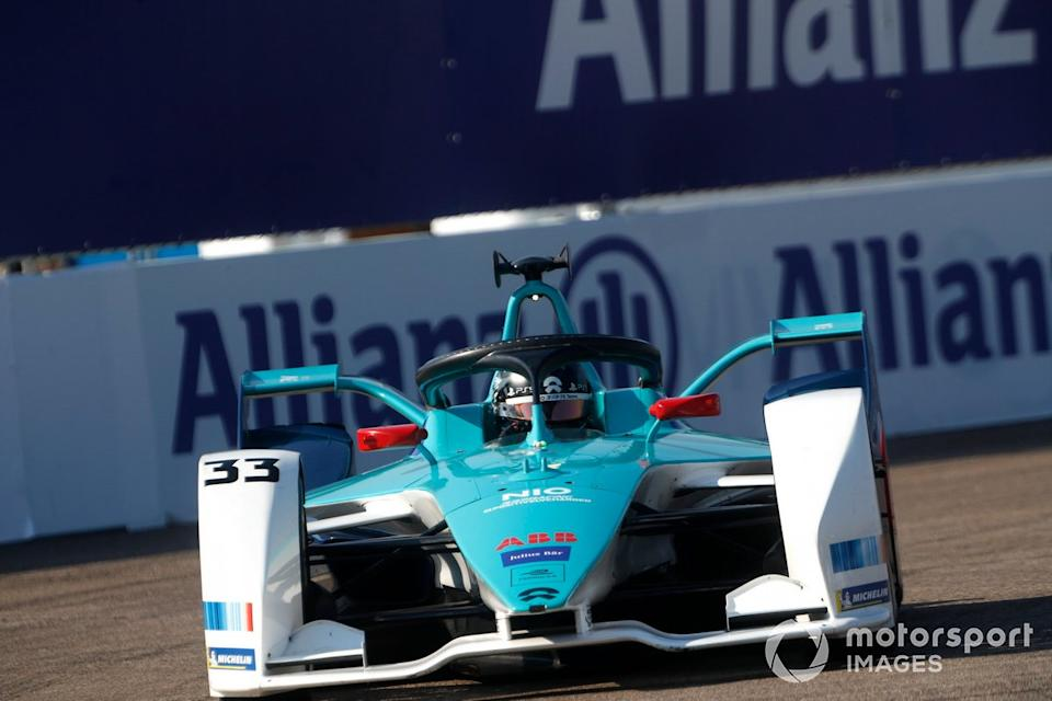 "P19 Oliver Turvey, NIO 333, NIO FE-005<span class=""copyright"">Alastair Staley / Motorsport Images</span>"