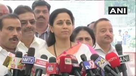 What are Supriya Sule's 2 requests for CM Uddhav Thackeray?