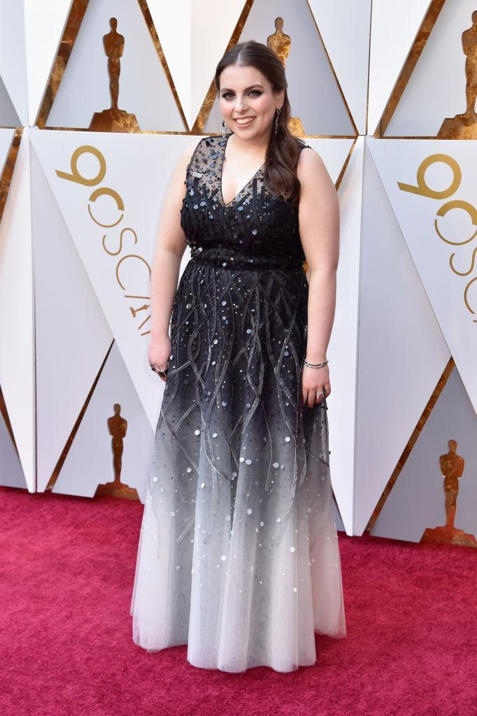 <p>Beanie Feldstein attends the 90th Academy Awards in Hollywood, Calif., March 4, 2018. (Photo: Getty Images) </p>