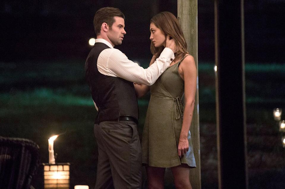 """<p>In addition to other worldy werewolves and witches, there's also supernatural chemistry in this spinoff of <strong>The Vampire Diaries</strong>. <strong>The Originals</strong> also doles out a generous amount of addictive and scandalous romantic drama.</p> <p><a href=""""https://www.netflix.com/title/70283261"""" class=""""link rapid-noclick-resp"""" rel=""""nofollow noopener"""" target=""""_blank"""" data-ylk=""""slk:Watch The Originals on Netflix now""""> Watch <strong>The Originals</strong> on Netflix now</a>.</p>"""