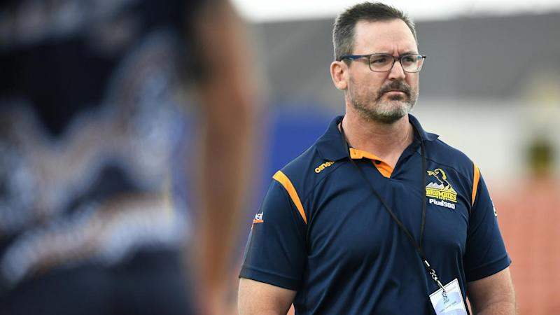 SUPER RUGBY CHIEFS BRUMBIES