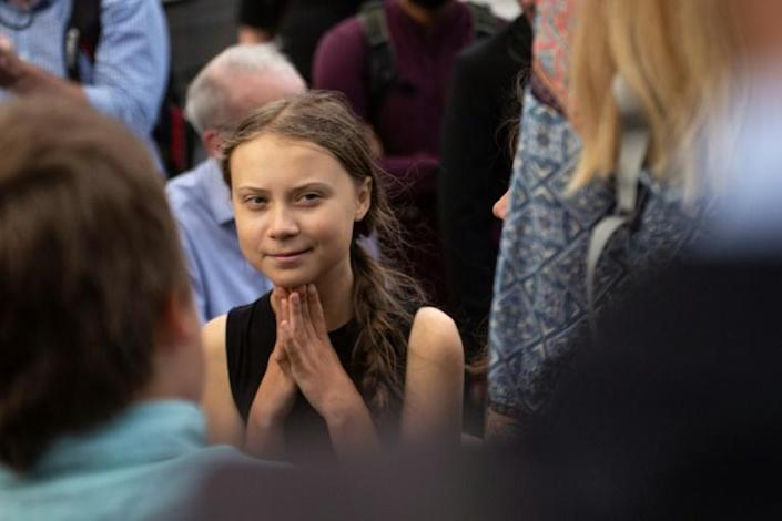 Greta Thunberg heads to US Midwest for Friday protest
