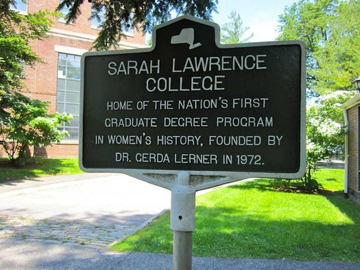 Sarah Lawrence College.