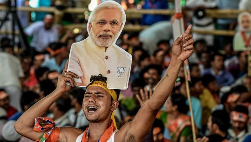 Lok Sabha Election Results 2019: BJP+ Crosses Majority Mark, Another Term Sealed For PM Modi, Show Early Leads
