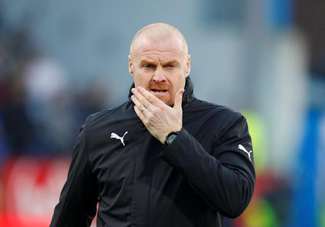 Burnley manager Sean Dyche is performing miracles this season