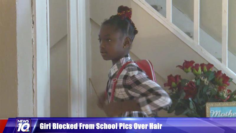 Michigan Girl, 8, Barred From Taking School Picture Over Red Hair: 'It's Upsetting'