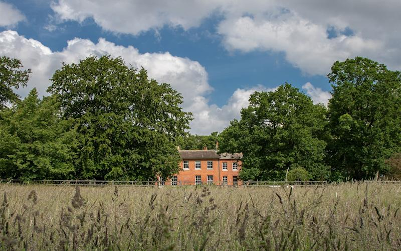 Ringshall Grange in Suffolk