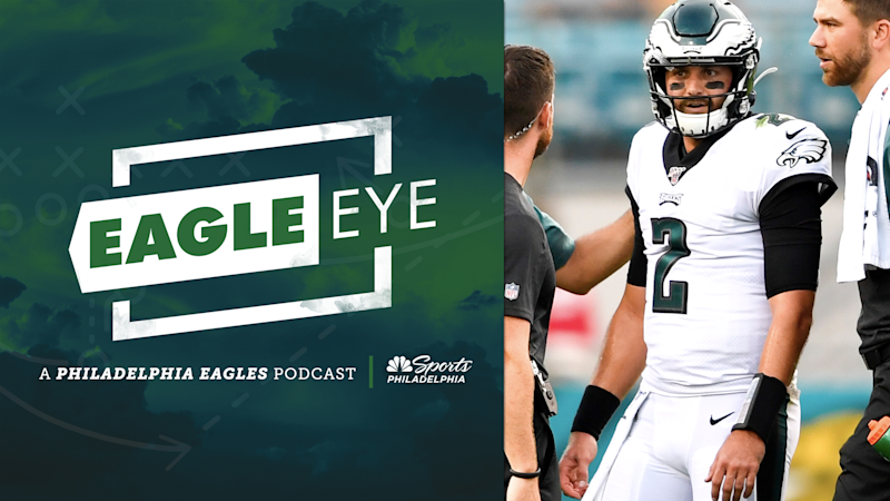 Eagle Eye podcast: Cody Kessler has a concussion; now what?