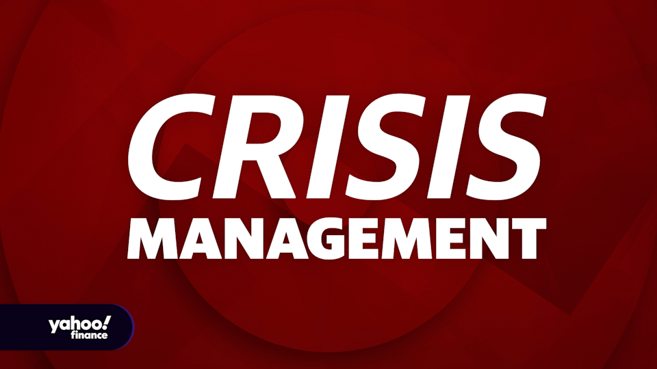 Crisis Management, a new live show presented by Yahoo Finance Canada.