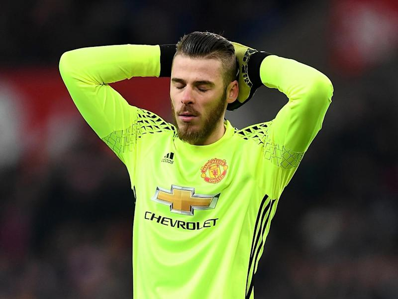 De Gea's future at Old Trafford looks uncertain at best (Getty Images)